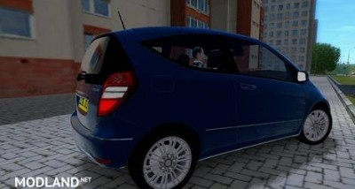 Mercedes-Benz A200 Turbo Coupe [1.3.3], 4 photo